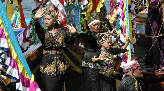 Bajau Laut Cultural Dance