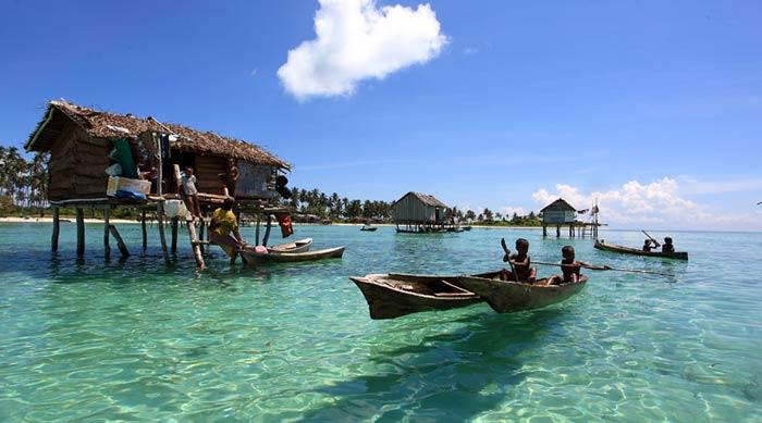 Maiga Island Bajau