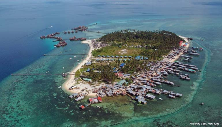 Image result for pulau mabul