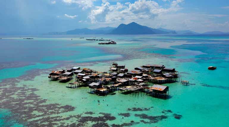 Sebangkat Island