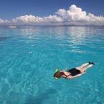 Mabul snorkeling